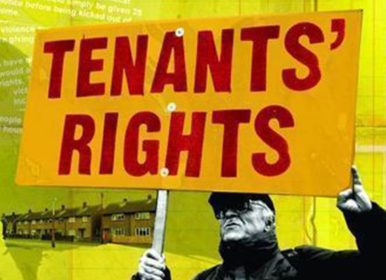 Tenants rights image
